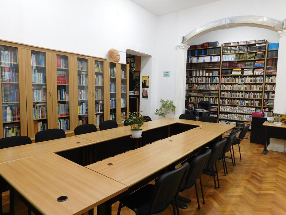 Foto 3 Sala lectura
