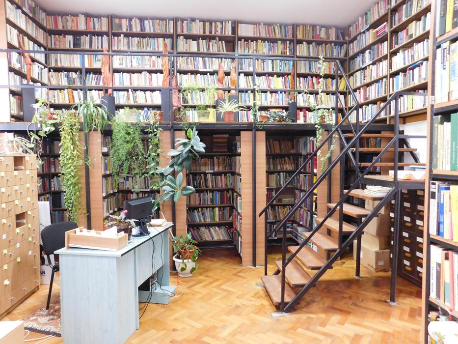 Foto 4 Sala lectura