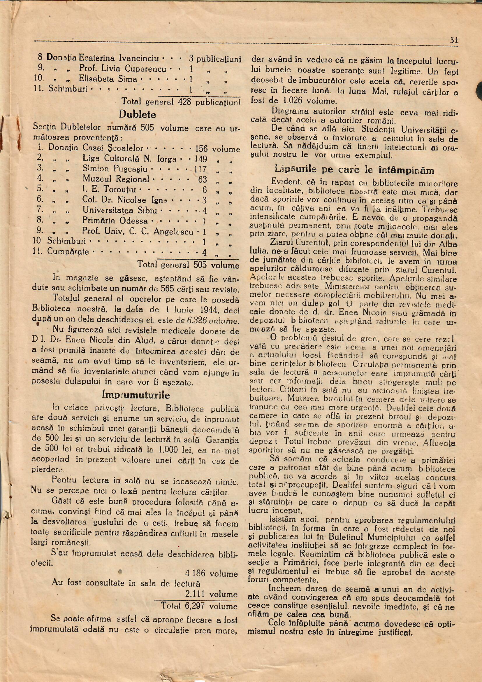 6 BO4 din 15 iunie 1944