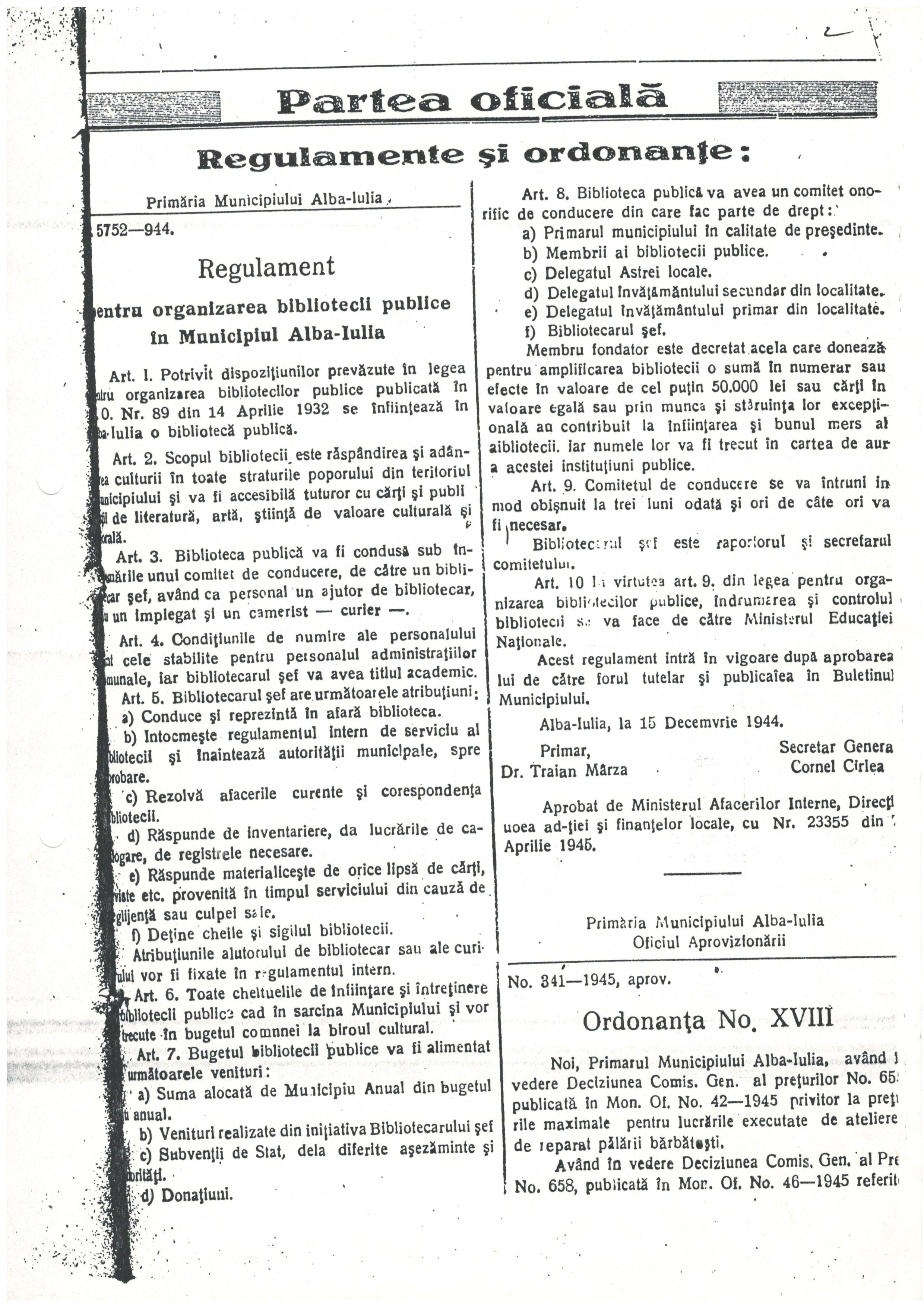 8 BO din 24 aprilie 1945 p2